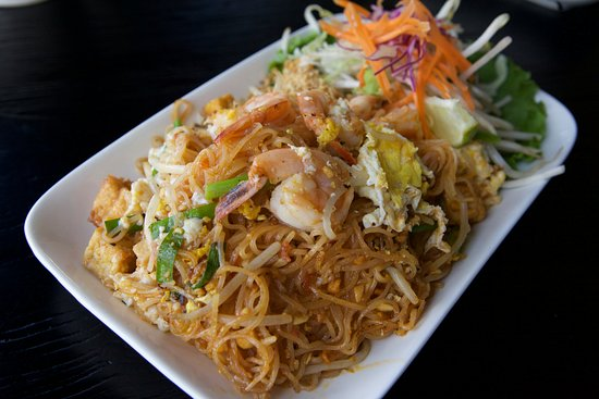 San Mateo, CA: King of Thai Noodles