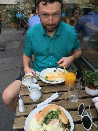 Tasty Omelette