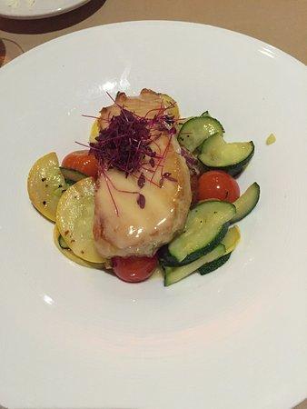 Quapaw, OK: Perfect Chilean Sea Bass dish