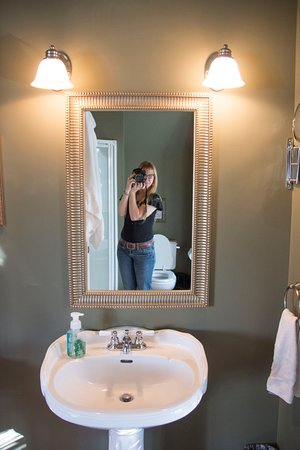 Beacon Inn at Sidney: Vanity