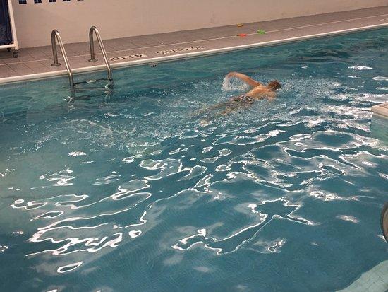 Hampton Inn and Suites Ft. Wayne North: Great lap pool