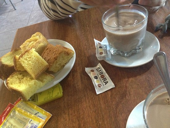Cafe Bar Rey Santiago De Compostela