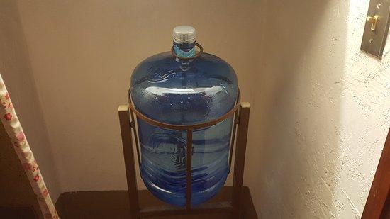 Villas El Rancho Green Resort: Drinking water