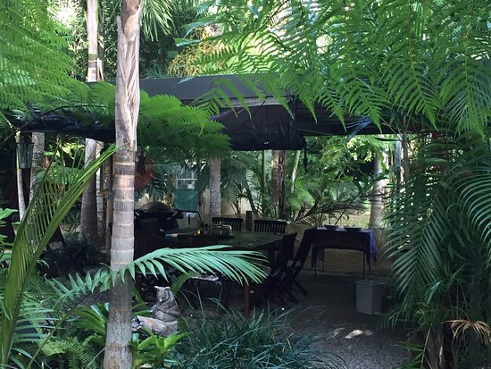 Boutique Bungalows: Breakfast in the trees