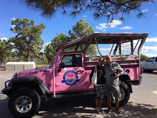 Tusayan, AZ: Me and my honey