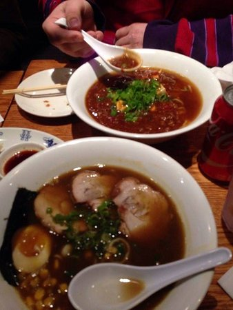 Rai Rai Ken: It's all so good. Curry was perfect!