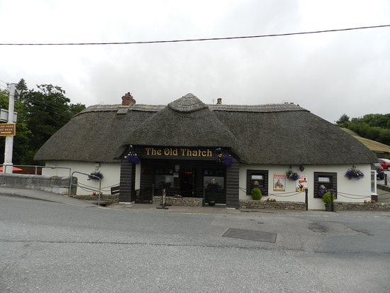 Killeagh, Ιρλανδία: The Old Thatch pub
