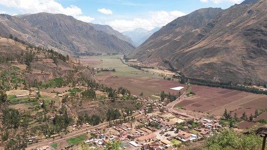 Región Cuzco, Perú: Vista do Vale