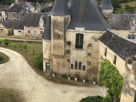 La Celle-Guenand 사진