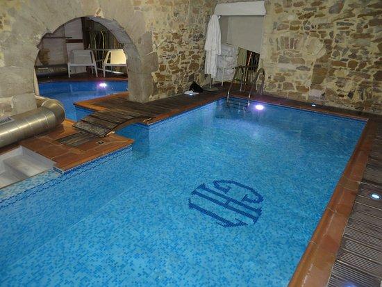 Pool Area Bild Von Grand Hotel Des Terreaux Lyon Tripadvisor