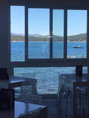 Baratti, Italia: Dall'interno del ristorante