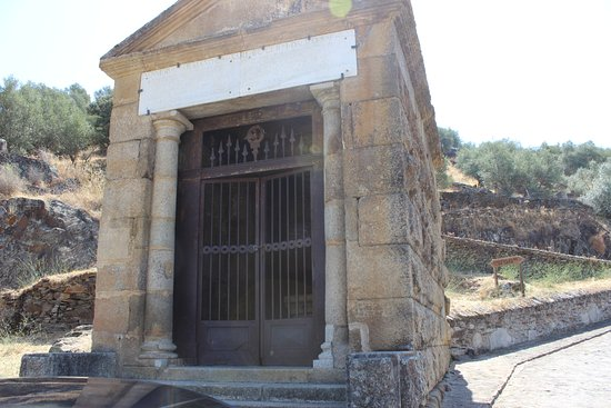 Alcantara, Spanje: Templo Romano