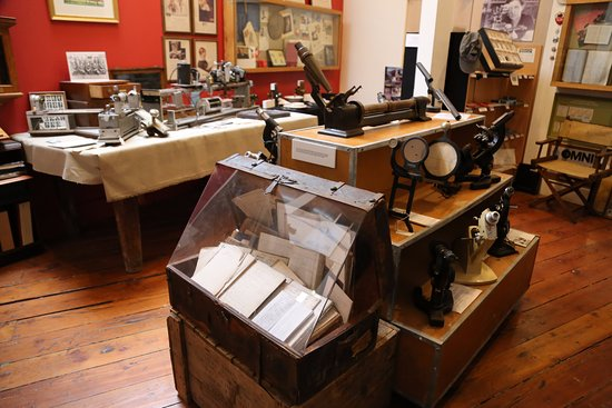Southbridge, MA: Historical artifacts and breakthrough pieces of equipment
