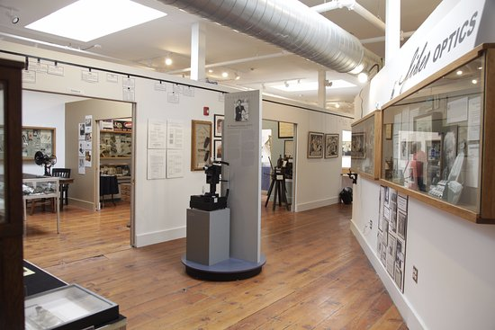 Southbridge, MA: More than just an optical collection... It's a journey through time