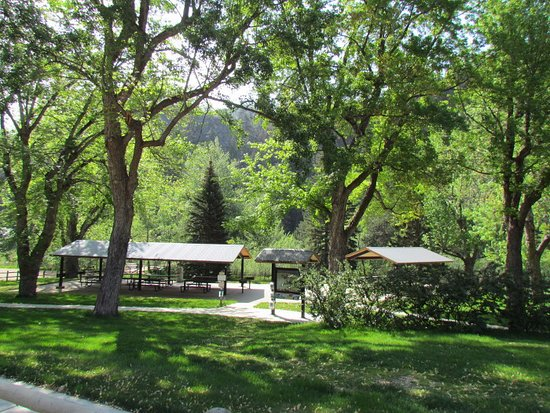 Bellvue, CO: Picnic area