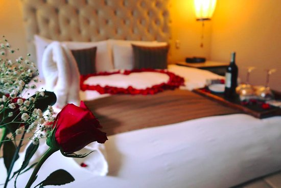 National Hotel Miami Beach: Romance package for our honeymoon