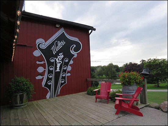 Blandford-Blenheim, Canada : The Barn