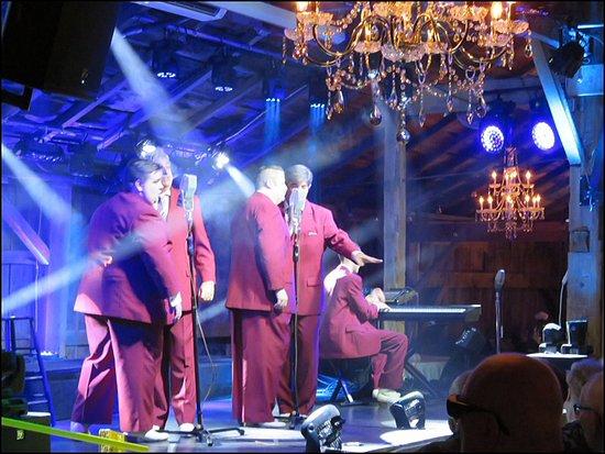 Blandford-Blenheim, Canada : The Florida Boys Gospel Quartette