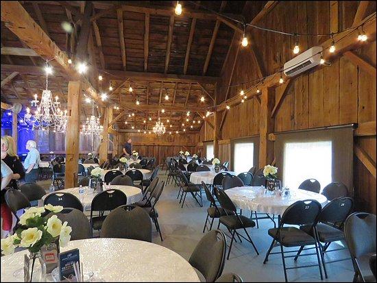 Blandford-Blenheim, Canada : Dining area