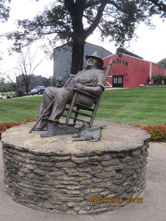 Κεντάκι: Jim Beam Distillery
