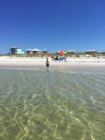 Cape San Blas: We love the Cape!  Beautiful dog friendly beach.
