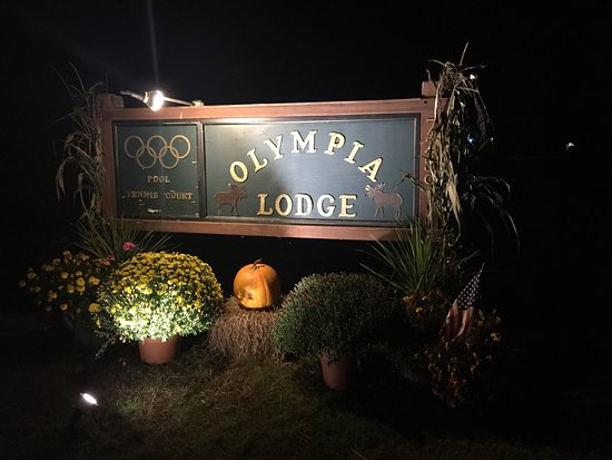 Olympia Lodge: photo0.jpg