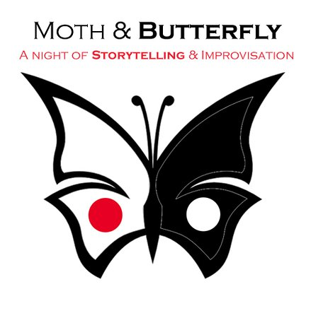 Moth & Butterfly - A night of Storytelling & Improvisation