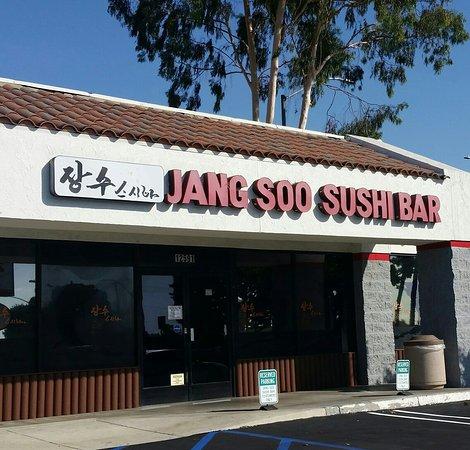 Hawaiian Gardens, CA: Jang Soo Sushi Bar