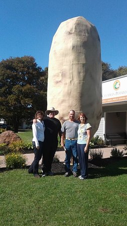 O'Leary, Canada: The big spud