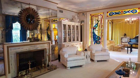 Inside Graceland - Picture of Graceland, Memphis - TripAdvisor