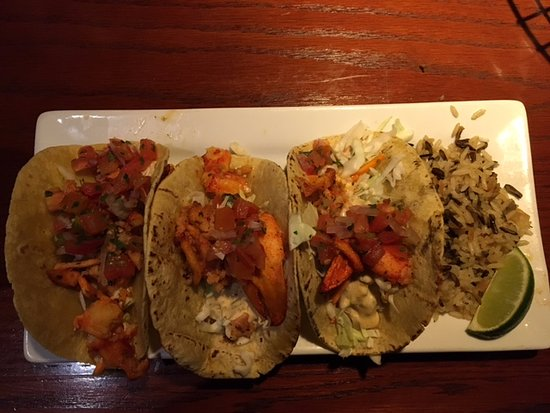 Red Lobster: Delicious lobster tacos