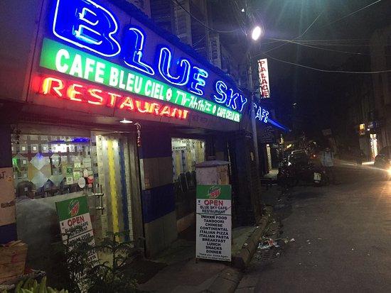Blue Sky Cafe Kolkata