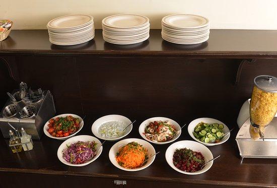 Little House In Rechavia: Salads Buffet