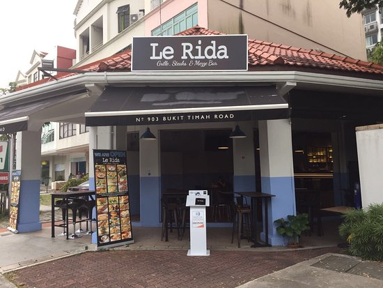 Photo of Middle Eastern Restaurant Le Rida at 903 Bukit Timah Road, Singapore 589620, Singapore