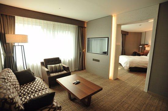 Hotel Inter-Burgo Daegu: CONER SUITE