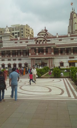 ISKCON TEMPLE CAMPUS Picture of ISKCON NVCC Temple Pune TripAdvisor