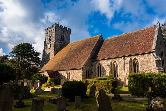 Felpham, UK: St Mary's Church