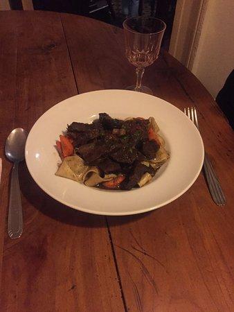 Les Deux Dienstbach: Bœuf bourguignon