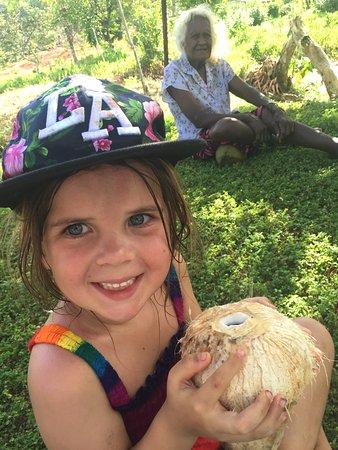 Papatura Island, Îles Salomon : Kids love Papatura