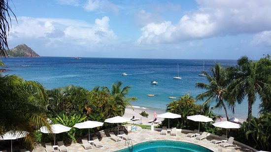 Cap Estate, Saint Lucia: View from my balcony