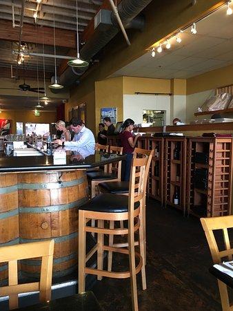 B Street & Vine: Inside The Restaurant