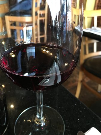 San Mateo, CA: A Glass Of Wine