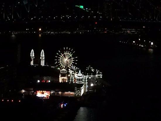 Северный Сидней, Австралия: night view