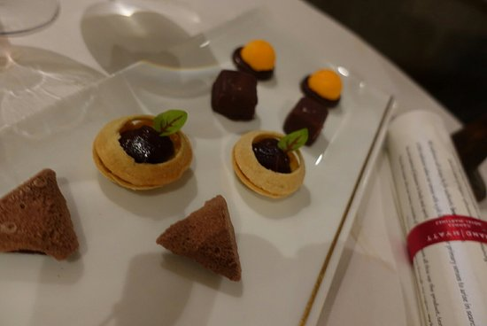 La Palme d'Or: Part of deserr chocolate movement.not bad