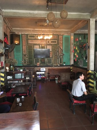 Son La, Vietnam: Bar mignon