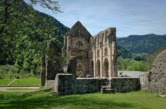 Abbaye d'Aulps