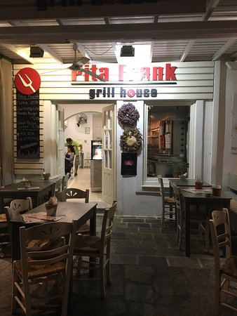 Pita Frank Grill House