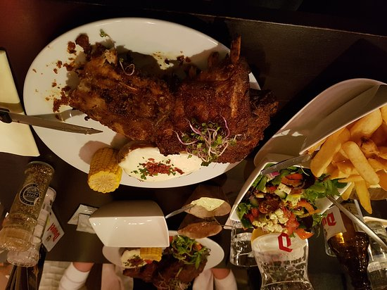 Frankie's Rib & Steakhouse: 20161005_202744_large.jpg