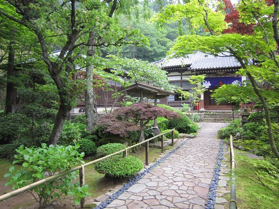 Gyokusenji Temple