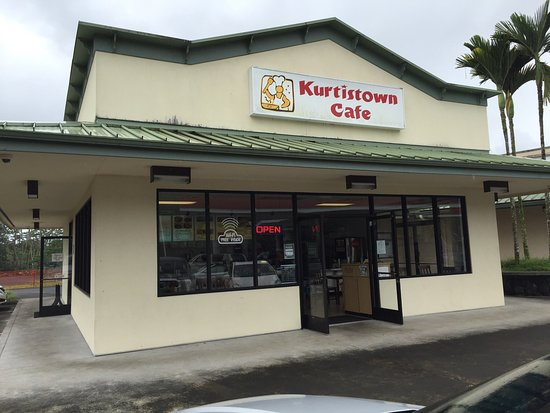 ‪‪Kurtistown‬, هاواي: Kurtistown Cafe‬